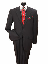 Men's Classic Suit 2 button single breasted (comes with pants) by MilanoModa 702