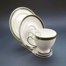 Cup & Saucer Stand / Cup Saucer & Plate Stand in Black & Clear : NEW!