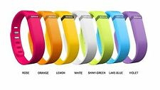 Large  Band Made for Fitbit Flex Bracelet Multi-color+ Clasp NO Tracker