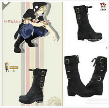 NEW Unisex Heat Haze Project Kagerou Project Kano Cosplay Shoes boots