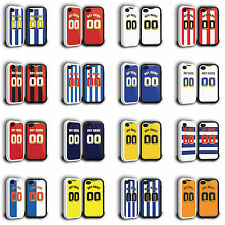 Personalised Championship Football Shirt Style iPhone 4/4s Phone Cover Cases