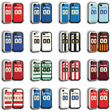 Personalised League One 1 Football Shirt Style iPhone 4/4s Phone Cover Cases