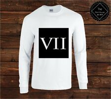 VII Mens Long Sleeve Top | Dope Homies Hipster Shop Urban Fresh Paris New York