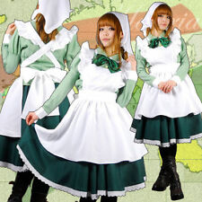 Anime APH Axis Powers Hetalia Maid Hungary Cosplay Party Costume Any Size