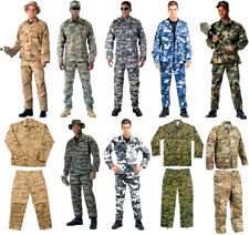 Rothco Military Combat Camouflage BDU Tactical Cargo Pants Uniform