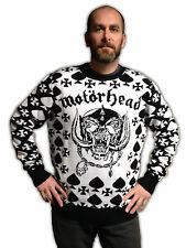 Motorhead Ace Of Spades Adult Christmas Sweater