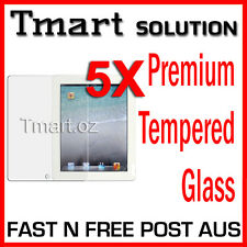 Premium Tempered Glass LCD Screen Protector Guard FOR New iPad 2 iPad 3 iPad 4