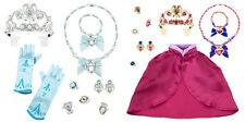 NEW NWT DISNEY STORE DELUXE FROZEN ELSA or ANNA ACCESSORY SET TIARA JEWELRY 2014