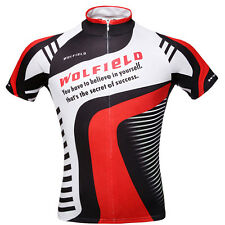 Outdoor Cycling Bicycle Bike Lightning Short Sleeve Jersey Shirt Padded Pants BS