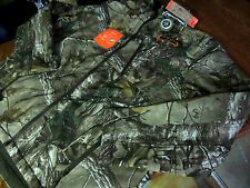 new REALTREE Xtra camo SOFTSHELL JACKET men M L XL 2XL hunting water wind proof