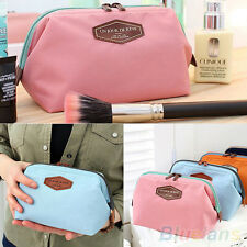 Portable Cool Cute Multifunction Travel Cosmetic Bag Makeup Toiletry Case Pouch