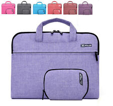 """Netbook Laptop Sleeve Case Carry Bag Pouch For MAC 13 14 15""""inch Pro Air Retina"""