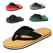 Hot New Men Massage Sandals Beach Showers Shoes Thong Slippers Flip flops 0044