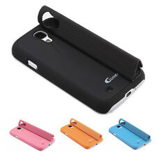 New Thin Fitted Phone Magnetic Stand Back Case Cover For Samsung galaxy s4 I9500