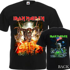 NEW TEE DTG printed T-shirt,IRON MAIDEN - ALIEN,sizes:S-5XL