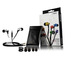 Awei ES900i Bass Earphone Headset Headphone With Mic For iPhone iPod Samsung LG