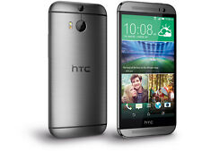 HTC One M8 OP6B120 GSM Unlocked Android 32GB 4G LTE Touchscreen Smartphone