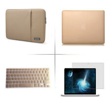 Screen protector Keyboard cover hard case For Macbook Pro 13 15 Retina display