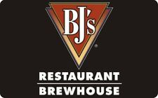 BJ's Restaurant Gift Card - Email Delivery