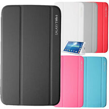 Ultra Slim Leather Case Smart BOOK Cover For Samsung Galaxy Note 8.0 10.0 Tablet