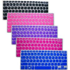 Colorful Silicone Keyboard Protector Cover Film for Dell  XPS 14Z 14ZR 15Z L511Z
