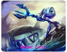 Mouse Pad, League of Legends, LOL,  Fizz, 7 to chose from. free shipping
