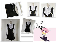 Inu X Boku SS Secret Service Shirakiin Ririchiyo Cosplay Costume Christmas