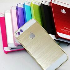 For iPhone 5 /5s Frame Luxury Chrome Hard Back New Case Cover beautiful colors