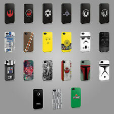 STAR WARS R2D2 C-3PO DARTH VADER COQUE ETUI HOUSSE POUR IPHONE SAMSUNG OU LG