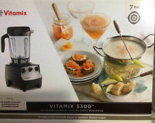 Vitamix 5300 Series  Blender  with 64 Oz Low-Profile Container  . New
