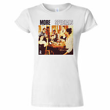More Specials Womens T Shirt  2 Tone Ska Madness The Beat Rude Boy Girl Dammers
