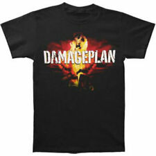 DAMAGEPLAN FIREBALL SHIRT VARIOUS SIZES 100% OFFICIAL MERCH