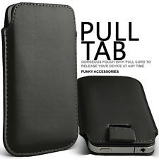 Pull Tab Pull Up Pouch Slide In Case Cover Holster Sleeve Luxury Design Funky
