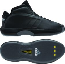 "Men's Adidas Crazy 1 Black Kobe Bryant ""Blackout"" Basketball Shoes G98372 Sz8-14"