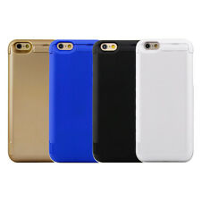 "7000mAh External Battery Backup Charging Power Bank Case Cover For 4.7"" iPhone 6"