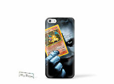 Joker Pokemon Card batman Charizard iPhone 6 4 4s 5 5s Galaxy S4 S5 Note 3 LG G3