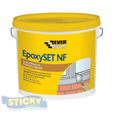 Everbuild EpoxySET NF 2-Part Fast Curing Epoxy Resin Adhesive