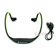 Wireless Bluetooth Multimedia Stereo Headset Music Earphone For Jogging Running