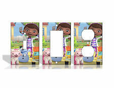 Doc Mcstuffins Nick Jr Nickelodeon Light Switch Covers Home Decor Outlet