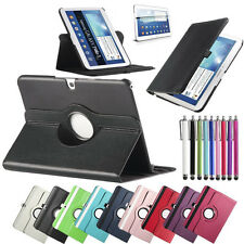 10 inch Tablet Rotating Leather Case Cover for Samsung Galaxy Tab 3 P5200