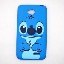 Lilo & Stitch cute lovely Silicone Soft Case Cover For cell MOBILE PHONES 5