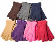 Kids Thinsulate Thermal Insulation Fleece Winter Gloves Small Size Super Warm