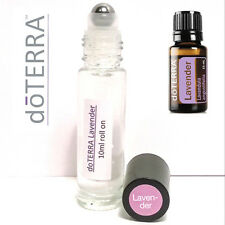 doTERRA Essential Oils Lavender Oil 10ml Roll On Calming/ Anxiety/ Sleep Aid