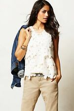 NWT Anthropologie Layered Laced Tank by Dolce Vita, Sizes, gorgeous, Was $138