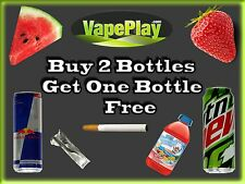 Flavor Concentrates and vape ejuice eliquid e-liquid e-juice DIY by VAPEPLAY.com