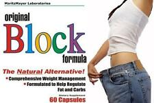 Fat Blocker Binder Diet Pills Weight Loss Slimming Bloated Stomach Carb Burner
