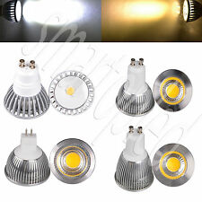 3-Years Warranty COB GU10 MR16 Sharp LED Spot Light Warm Cool White Bulb Lamp A+