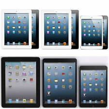 Apple iPad Air, 2, 3, 4 or Mini  - 64GB/32GB/16GB 2nd/3rd/4th (Refurbished)