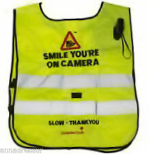 Gizapaw Hack Cam Horse Riding Camera & Tabard - Smile You're On Camera