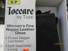 Toccare By Tuzzi Woman's Fine Nappa Leather Gloves